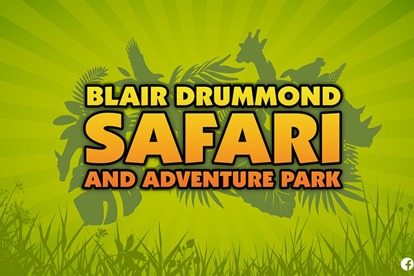 Blair Drummon Safari and Adventure Park graphic
