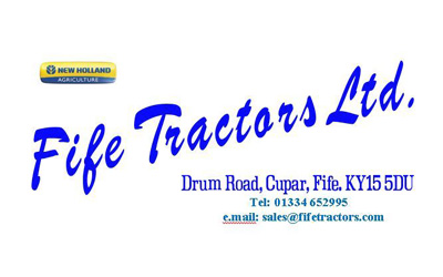 Fife Tractors Ltd logo