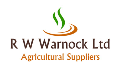 R W Warnock Agricultural Suppliers logo