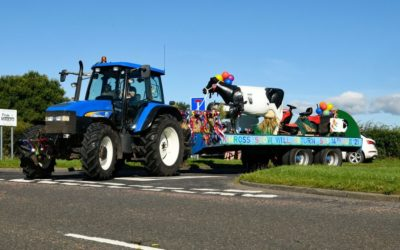 Kinross Show on the Road 2020